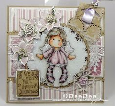 DeeDee´s Card Art: ♥ Stempeleinmaleins Gast Designer ♥