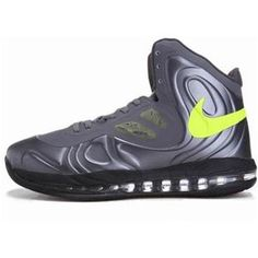 be68de64516f Nike Air Max Hyperposite Stoudemire Shoes Silver Black