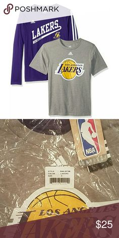 Adidas NBA Youth 2 for 1 Play Combo Pack NWT Adidas Shirts & Tops Tees - Short Sleeve