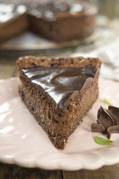 Cheescake de chocolate Aguila