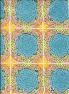 Mosaic Blue Oil Cloth each yard OilCloth International http://www.amazon.com/dp/B00EKVW0CG/ref=cm_sw_r_pi_dp_Om3Stb0RKC7CGAQV