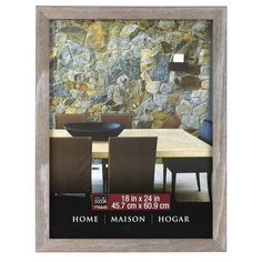 This picture frame brings back the feeling of a vintage country home. The wood frame looks like aged barnwood and has a thick layer of clear glass that protects your photo or artwork. Sconces Living Room, Wall Sconces, Lighthouse Decor, Forest Nursery, Barn Wood Frames, Vintage Country, Home Collections, Clear Glass, Picture Frames