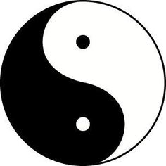 The principle of Yin and Yang is a fundamental concept in Chinese philosophy and culture in general dating from the third century BCE or even earlier. This principle is that all things exist as inseparable. Yang Yang, Feng Shui Tools, History Guy, Asian History, Yin Yang Tattoos, Om Tattoos, Tattos, Cosmic Egg, Chinese Philosophy