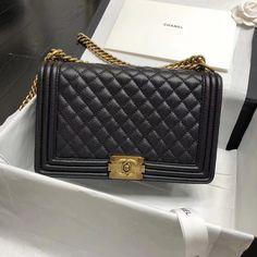 d755614ed14251 Chanel Medium Le Boy Flap Bag 100% Authentic 80% Off | Chanel Bags Sale