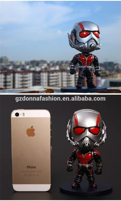 12cm Nendoroid Ant Man Movie Style Action Figure Toys Anime Figure