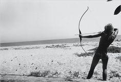 portrait of jane fonda, 1965 • dennis hopper