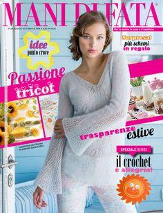 MANI DI FATA DI AGOSTO 2014 rivista mensile che tratta di ricamo, maglia e uncinetto  http://www.manidifata.it/mani-di-fata-di-agosto-2014-c8-mf-08-14-html.html