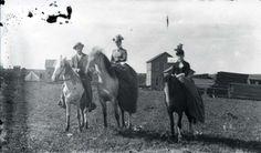 Land Runs, Women in   Encyclopedia of Oklahoma History and Culture