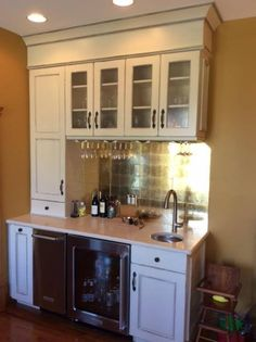 Horizon View Kitchen done by Wood Street Cabinet