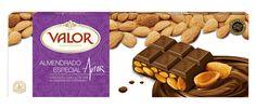 El hermano de leche de nuestro Chocolate de Autor. Almendras mediterráneas y toda nuestra tradición y saber hacer.