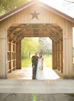 Barn Wedding Vintage Inspired Brookside Farm Louisville Ohio