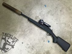 """tacxlife: """"AAC - H&R Handi rifle in 300BLK Ain't gonna lie. 300blk is my new jam! """""""