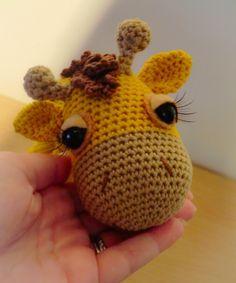 Amigurumitogo Giraffe : 1000+ images about My amigurumi on Pinterest Amigurumi ...