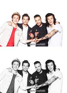 One Direction | @emrosefeld |