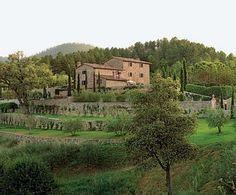 Tuscan farmhouse style house plans