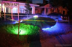 Alexplorer's Halloween Page: Saucer Attack! How make your own UFO crash site.