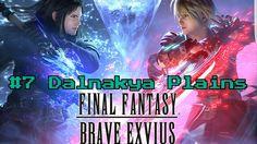 Final Fantasy Brave Exvius | Dalnakya Plains
