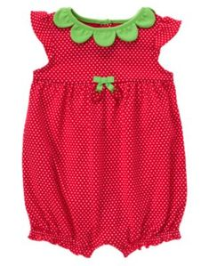 Dot Bubble One-Piece - Gymboree - is it awful that I want to dress my little girl as a strawberry? LolStrawberry Dot Bubble One-Piece - Gymboree - is it awful that I want to dress my little girl as a strawberry? Newborn Girl Outfits, Toddler Outfits, Kids Outfits, Baby Boy Fashion, Kids Fashion, Funny Baby Clothes, Babies Clothes, Camo Baby Stuff, Carters Baby Boys