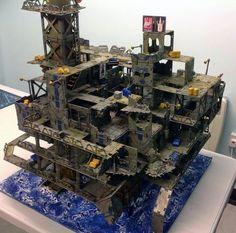 Multi level terrain