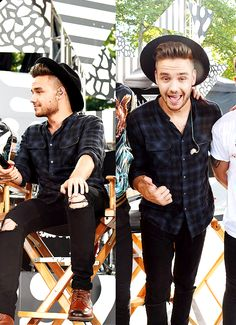 Aug 4, 2015 | GMA Happy 22nd Birthday Liam!! I love you