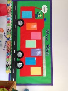 Wow wall eyfs display board