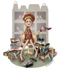 Nina De San : Portfolio : Illustrations : undefined