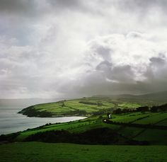 antrim, one of my Ireland FAV counties. its DOES look like that.