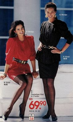 Retrospace: Mini Skirt Monday Style Mags Retrospace: Mini Skirt Monday Style Mags Retrospace: Mini Skirt Monday Style Mags ,Look Retrospace: Mini Skirt Monday 1980s Fashion Trends, 80s And 90s Fashion, Fashion Mag, Retro Fashion, Vintage Fashion, 80s Womens Fashion, Fashion Outfits, Look 80s, Moda Vintage