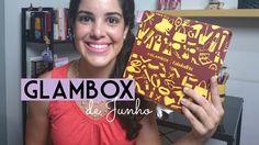 Glambox de Junho 2015 | Aline Miranda