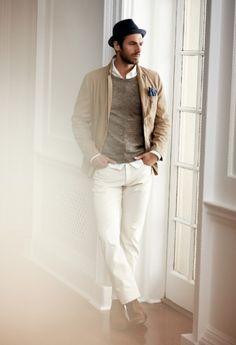 47f91416b07 This gent has all the right accessories! — Club Monaco. Dapper Gentleman