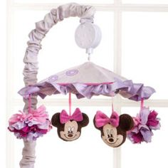 MINNIE MOUSE Butterfly Dreams Mobile