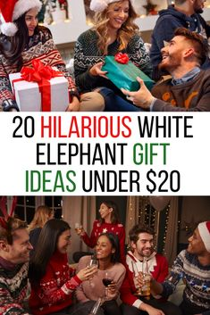 -You can find White elephant gift and more on our Hilariously Funny White Elephant Gift. Gag Gifts Christmas Funny, Funny Gifts, Christmas Games, Christmas Christmas, Christmas Ideas, White Elephant Gifts For Work, Funny White Elephant Gifts, Christmas Gift Exchange, Friend Birthday Gifts