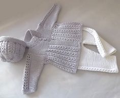 Ravelry: Baby jacket, pants and hat P047 by OGE Knitwear Designs