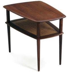 Peter Hvidt and Orla Molgaard Nielsen teak occasional table 1960s Teak ...