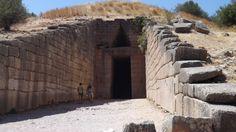 """Ο """"τάφος του Αγαμέμνονα"""""""