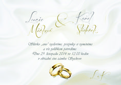 krasne oznámení od LarisDesign http://www.svatba-oznameni.cz/