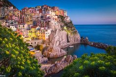 Paysages rocheux habités par les âges, les Cinque Terre sont un petit bijou naturel à ne pas manquer.