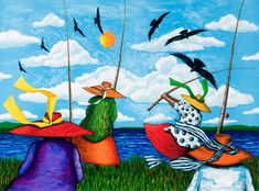 jonathan green | Green's Land | Jonathan Green | Coastal Isles