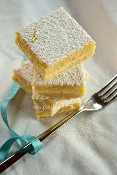 Les petites tartes au citron...de mon amour!