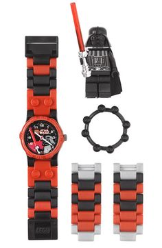 LEGO® 'Darth Vader™' Character Watch & Toy (Boys) available at #Nordstrom