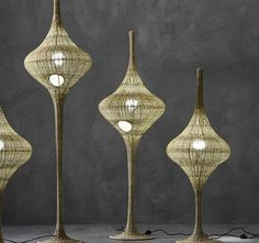 Woven wicker floor lamp SPIN S/M/L Next Collection by Gervasoni design Michael Sodeau Wicker Floor Lamp, Rattan Lamp, Arc Floor Lamps, Black Floor Lamp, Modern Floor Lamps, Cool Floor Lamps, Bamboo Lamp, Floor Standing Lamps, Bright Homes