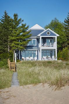 Beach House Architecture Narrow Lots Ideas
