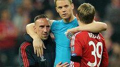 Fußball: Ribéry ins Bayern-Training eingestiegen
