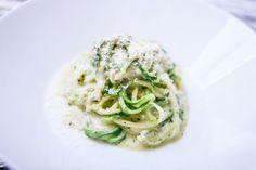 Guerilla Rezept - Zucchini Spaghetti