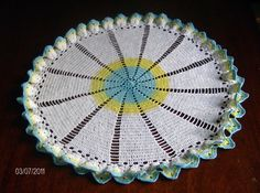 this is a doily i like.