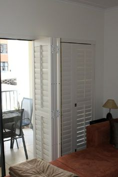 Shutter Supreme proudly offer a full superiorly manufactured range of shutters. Our full range including wood, aluminium and plastic (ASA) shutters Shutters, Divider, Patio, Gallery, Room, House, Furniture, Home Decor, Blinds