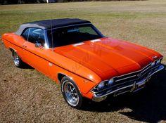 1969 Chevrolet Chevelle Convertible
