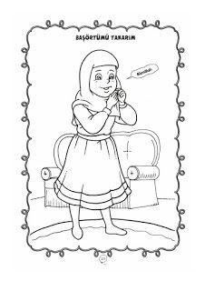 Okul Oncesi Dini Boyamalar 2020 Tintin Resimler Boyama Sayfalari