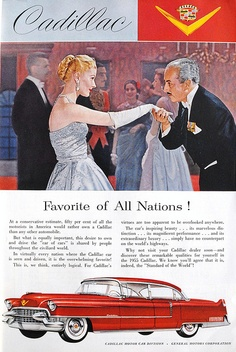 "Cadillac, ""Favorite of All Nations"""