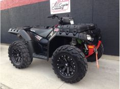 Used 2013 #Polaris Sportsman 550 Eps #Work_Utility_Atv in New Braunfels @ usedatvsworld.com